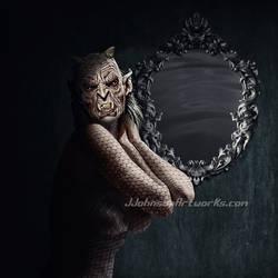 Demonic beauty