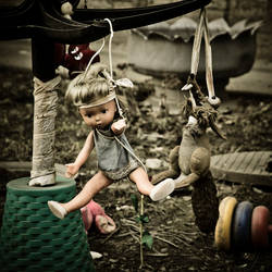 Toys grave08 by kaval0rn