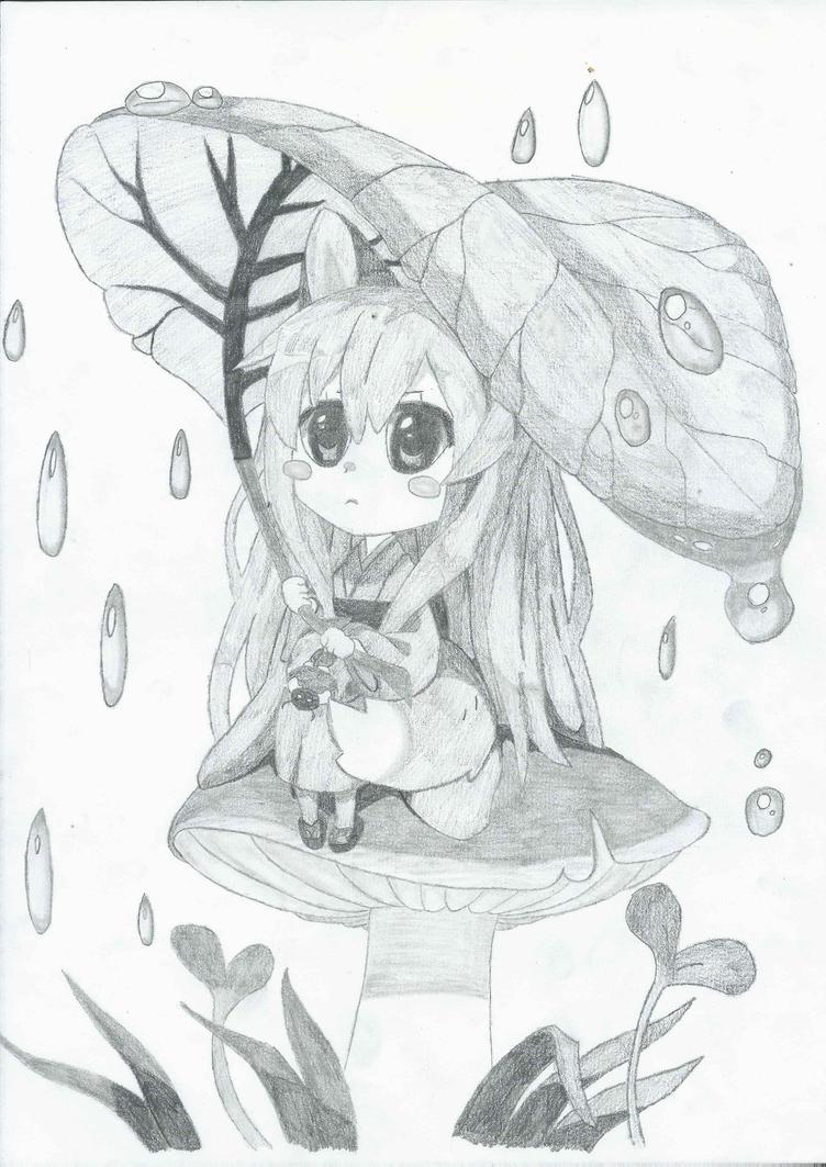 dessin manga by nolwennv - Dessin Manga