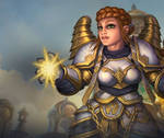 classes of Warcraft : Priest