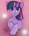 Pose Practice - Twilight Sparkle