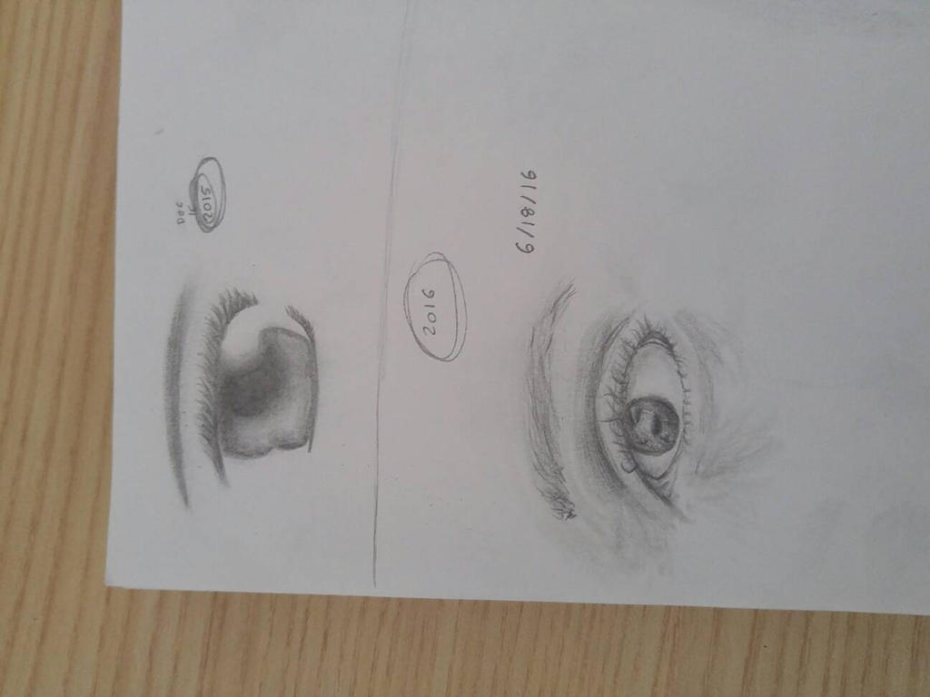 eyes improvement by Rigby-ejy