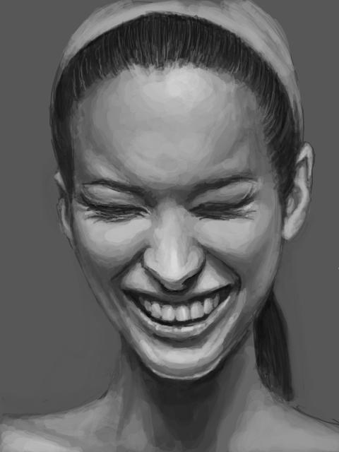 Big Smile by ahobaga