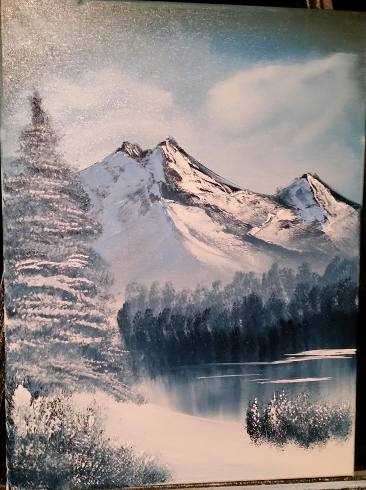 Winter's Bliss by jeffmillerdesigns