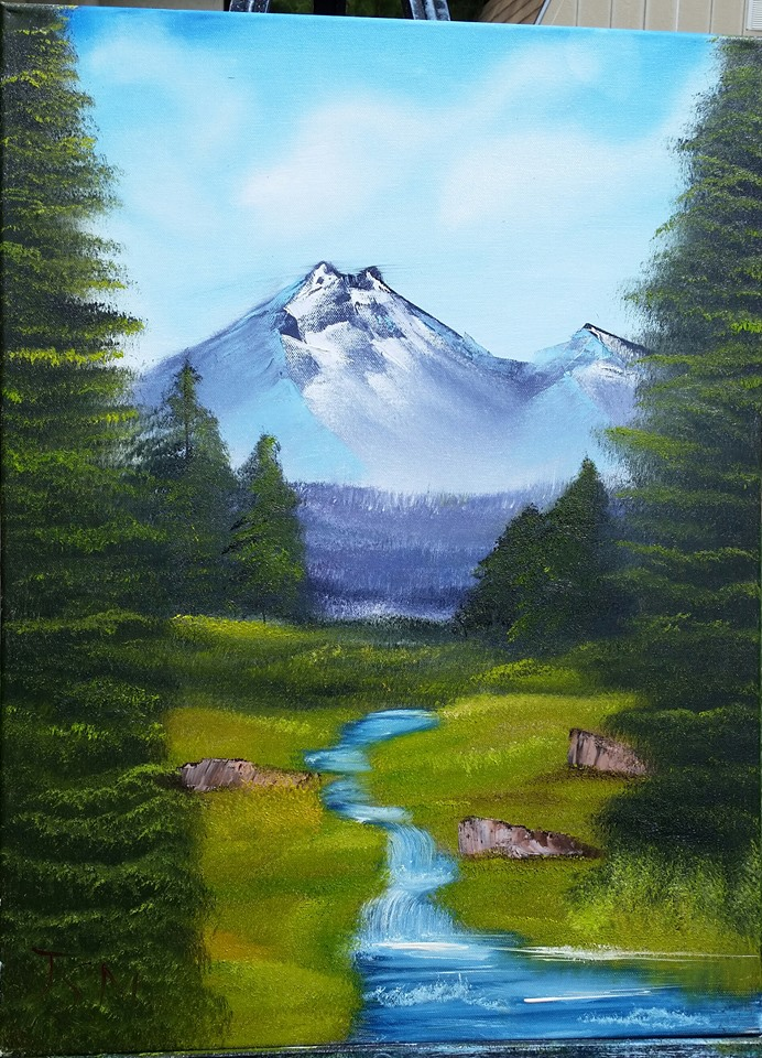 Secluded Creek by jeffmillerdesigns