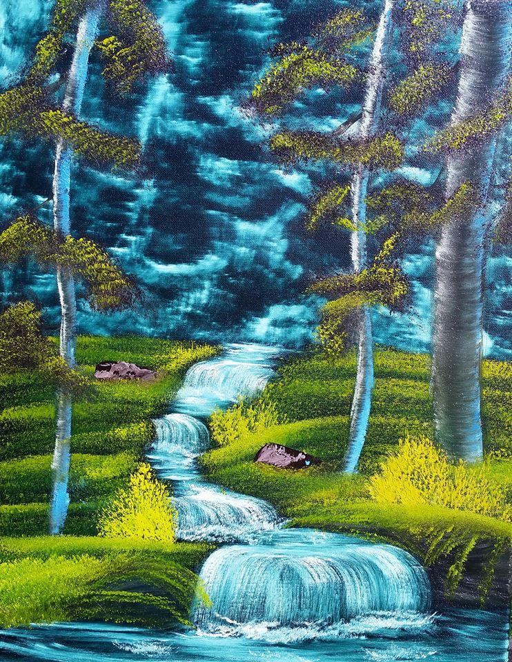 Deep in the Woods by jeffmillerdesigns