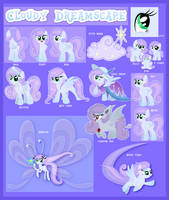 Cloudy Dreamscape Reference Guide by Autumn-Dreamscape