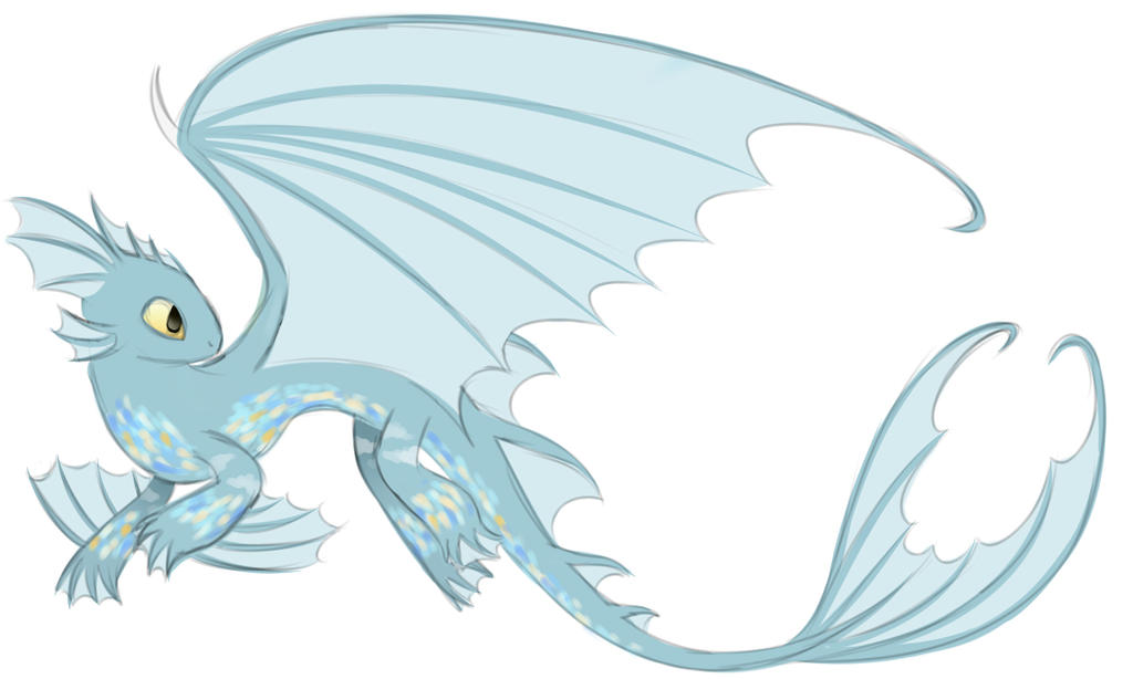 fish hooks dragon oc by cloudy dreamscape on deviantart