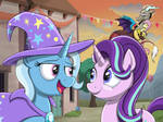 Great and Powerful Friendship