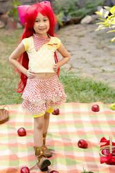 Apple Bloom by dukesawolf