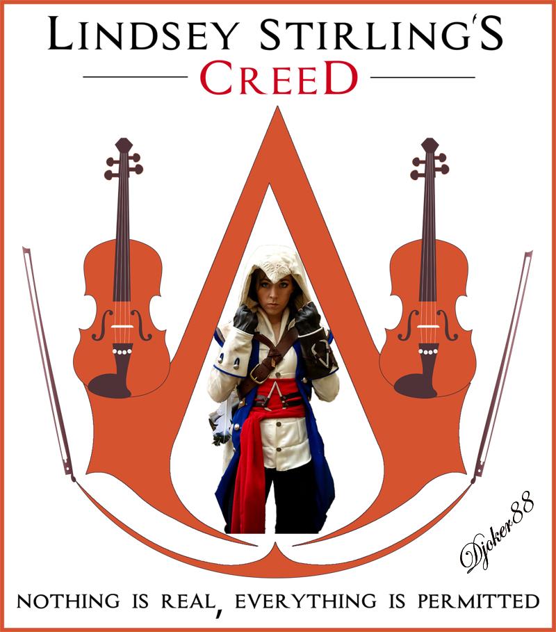 Lindsey Stirling Assassins Creed Wallpaper Lindsey Stirling Cospl...