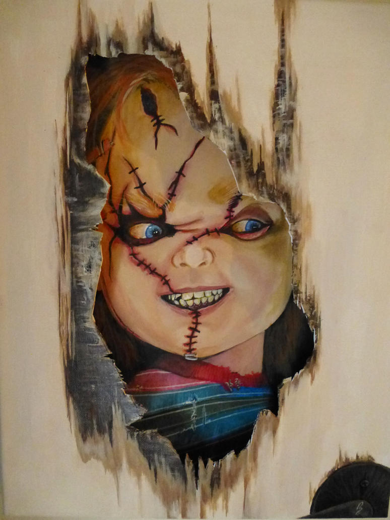 The shining chucky by cawoohh21 on deviantart the shining chucky by cawoohh21 voltagebd Choice Image