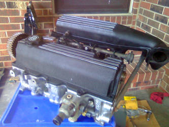 2-Piece and Valve Cover by martabo