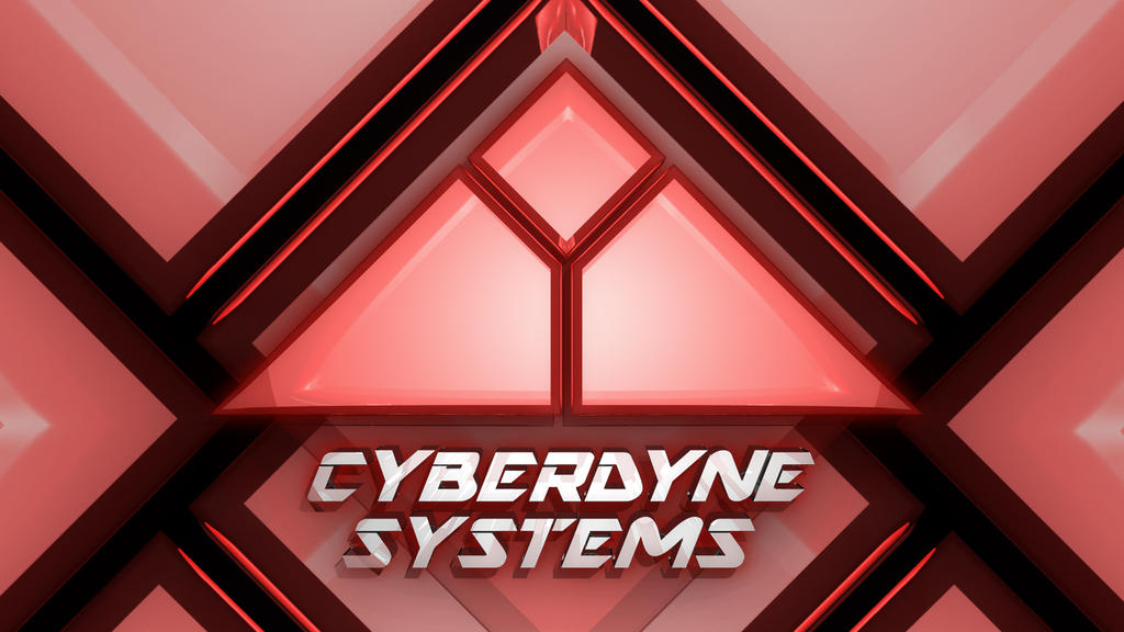 Cyberdyne 3D Wallpaper By DA Bob
