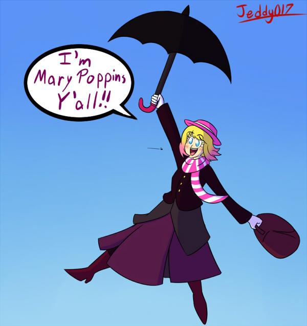 Request: Gwen Poppins by Jeddy017-VZ