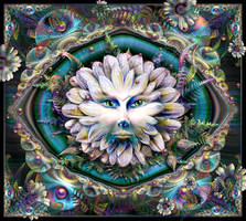 The FlowerKing Redo by audre