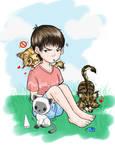 Chibi -- ME