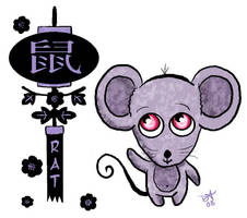 Year of the Rat by fablespinner