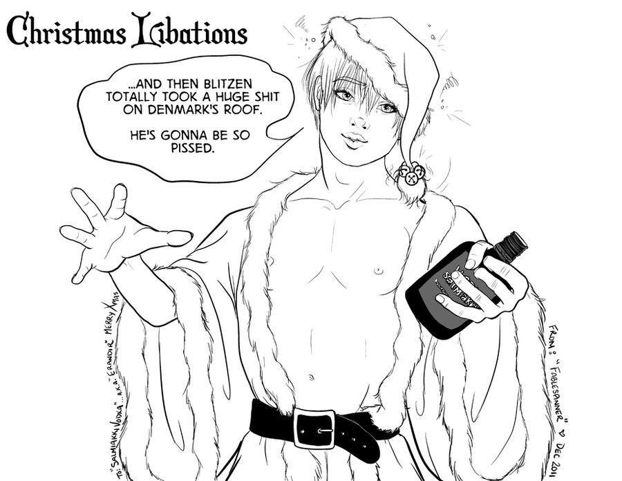 Christmas Libations