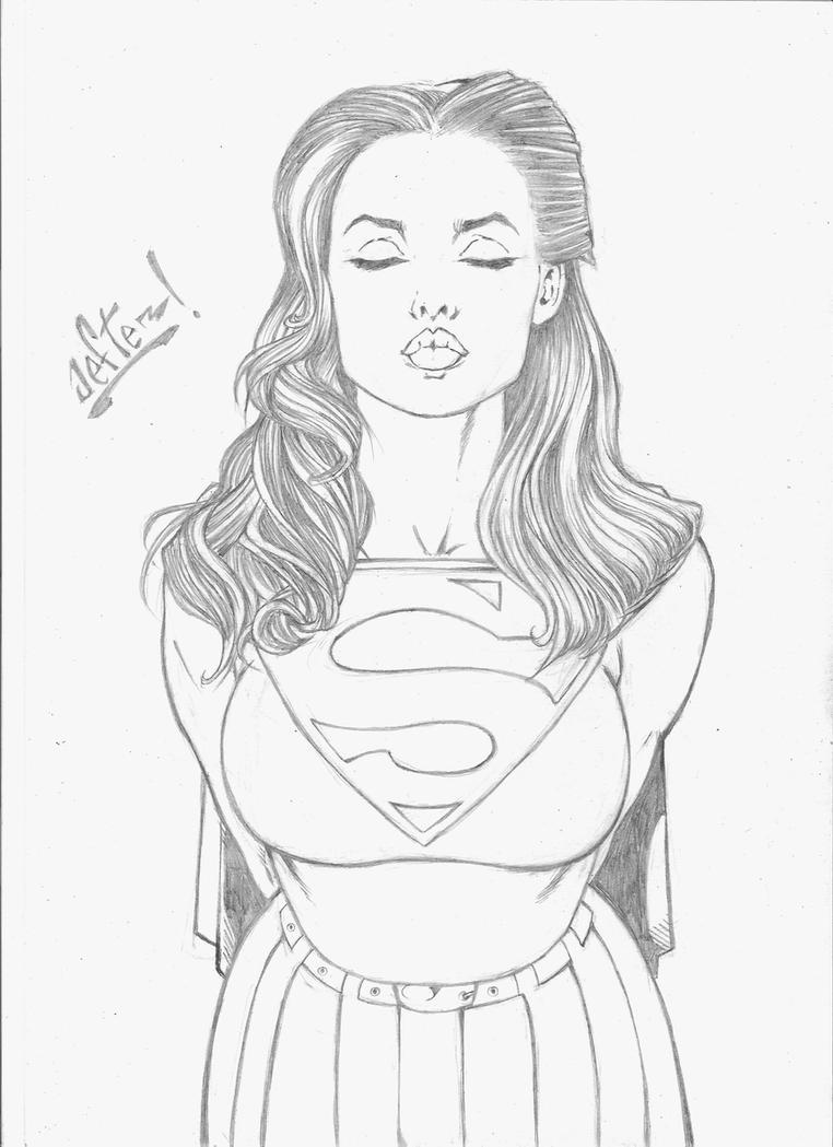 Супердевочка xxx supergirl xxx 2011 9 фотография