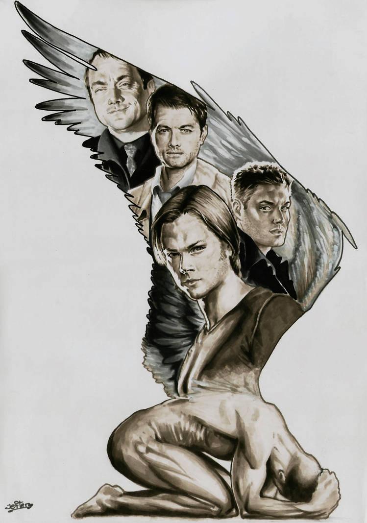 supernatural by jefterleite