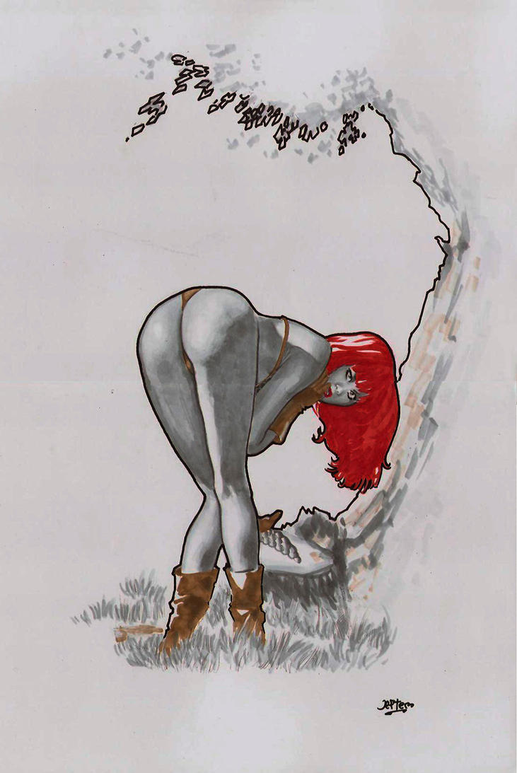 red sonja, it's broken? by jefterleite