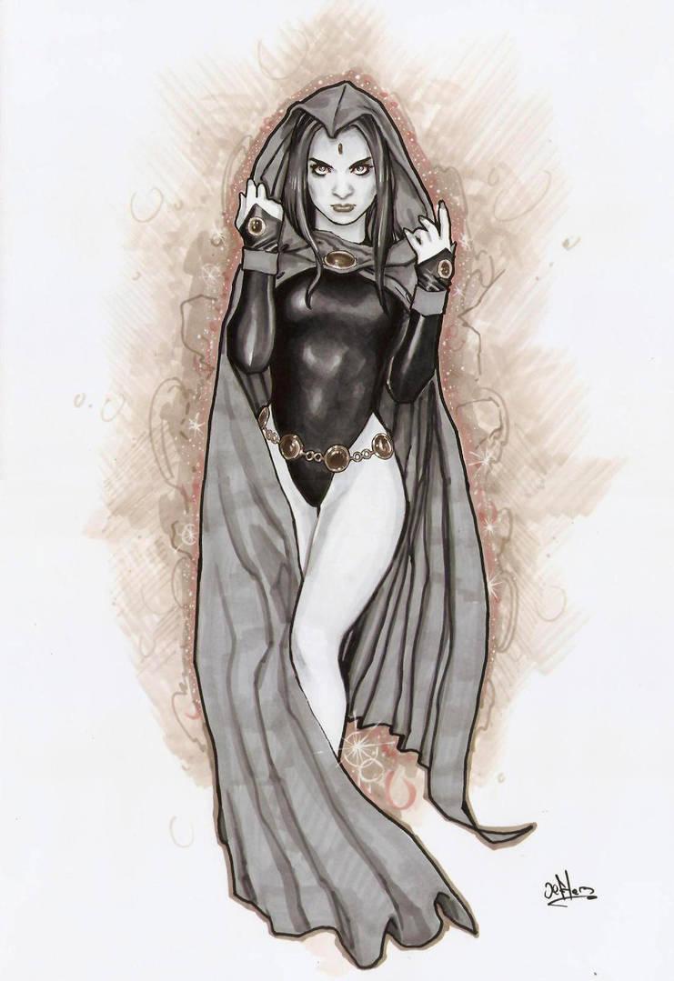 Raven by jefterleite