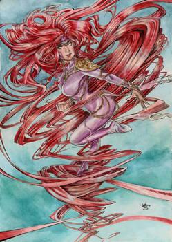 medusa queen of the inhumans