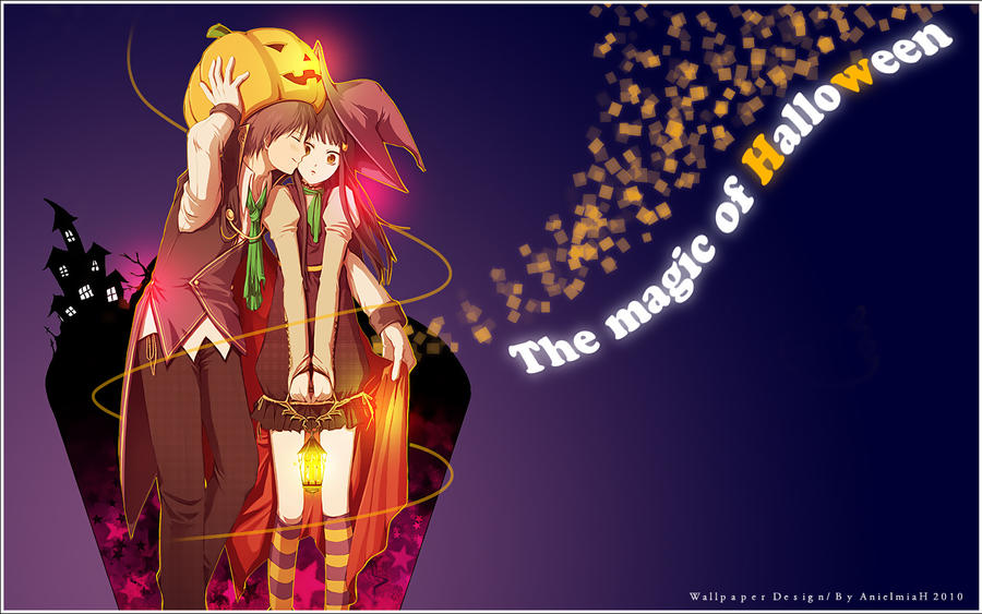 Halloween and Kimi ni todoke by AnielmiaH