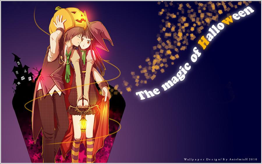 Halloween and Kimi ni todoke by AnielmiaH