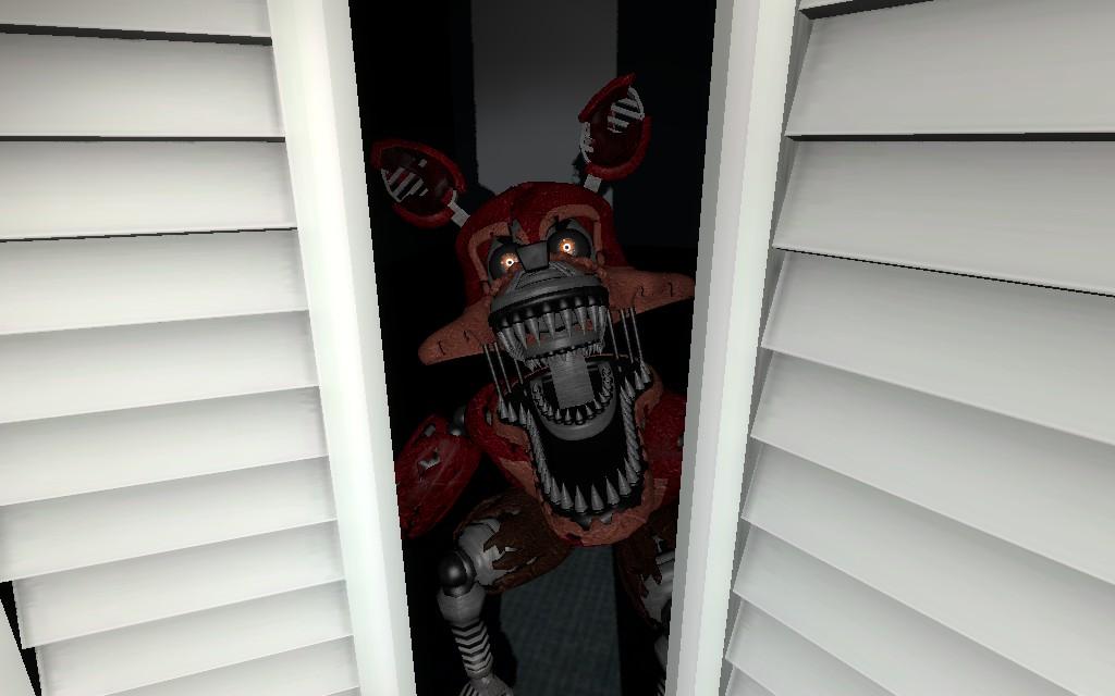 Gmod Nightmare Foxy By Errolliamp Deviantart Dibujos Para Colorear