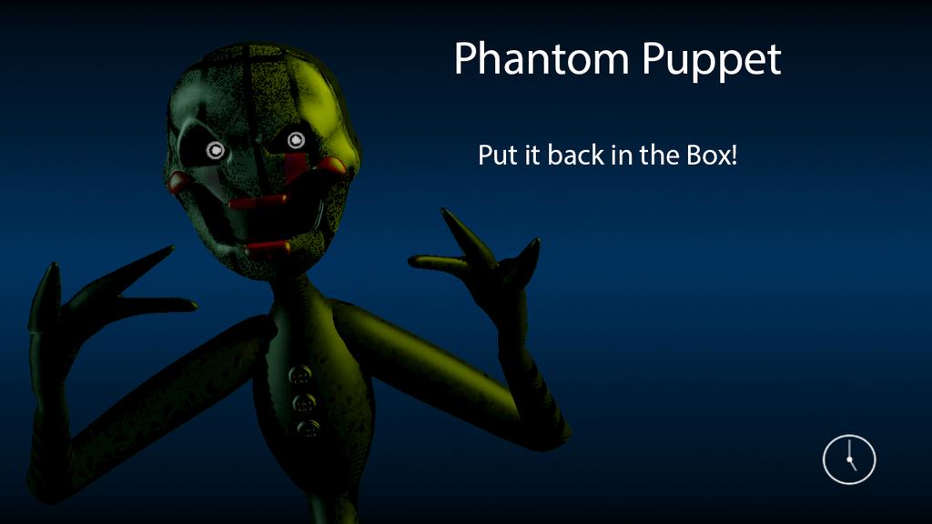 Fnaf sfm phantom puppet by andydatraginpyro on deviantart