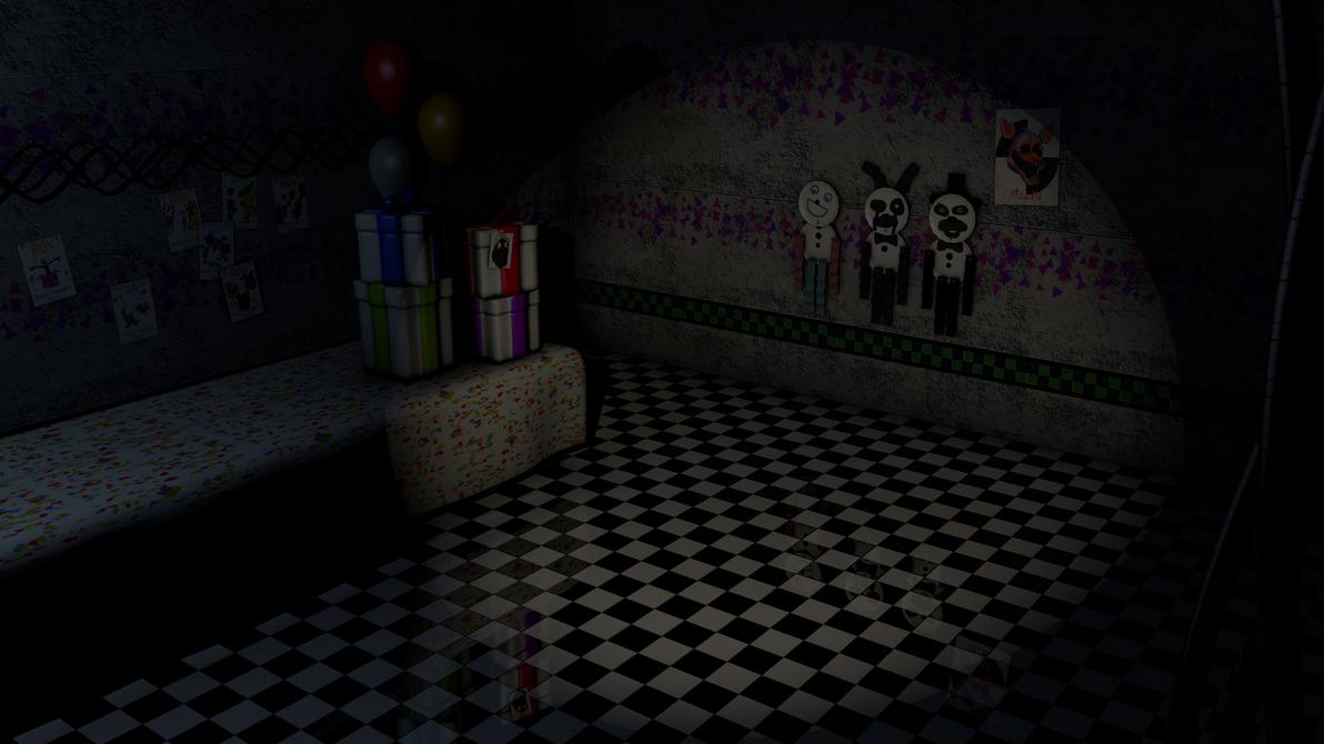 Party Room  Fnaf