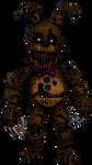 Enhanced Nightmare Springbonnie by AbsentedTangent