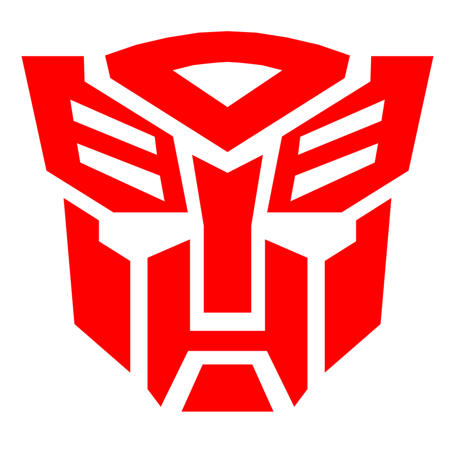 transformers g1 cartoon accurate autobot symbol by