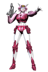 Transformers G1 Elita one model by AndyPurro by AndyPurro