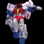 Transformers G1 Evergreen Starscream Blender model