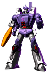 Transformers G1 Blender: Galvatron