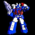 Transformers G1 Blender: Ultra Magnus
