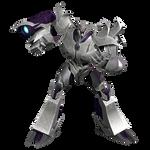 Transformers Prime Megatron 3d model