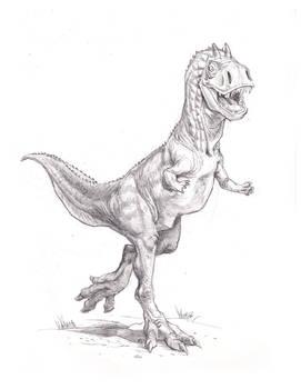 Dino-thingy