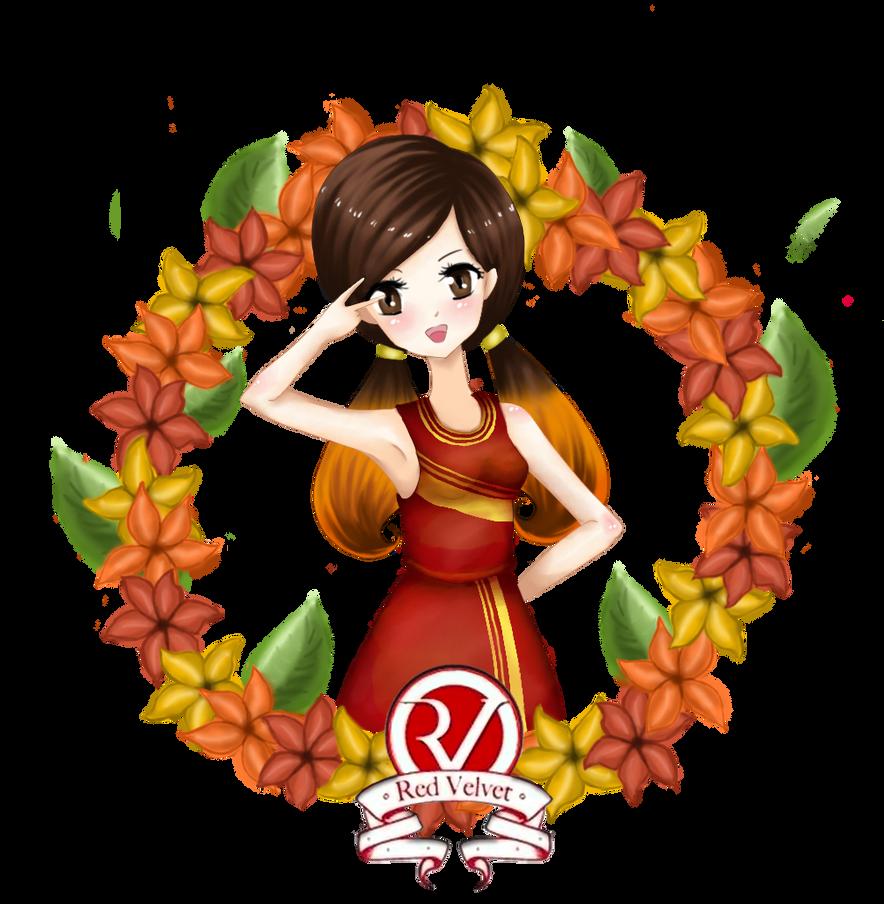 Seulgi of Red Velvet by InuTrashaXD
