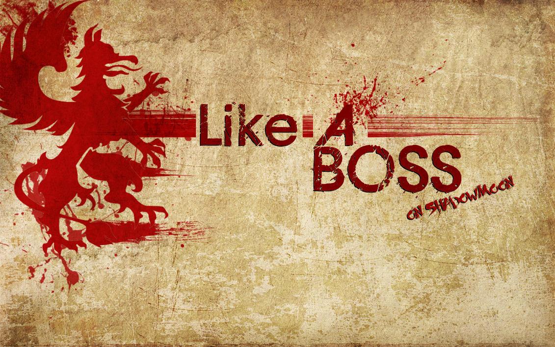 Like A Boss Guild Wallpaper 1 By X5stringfuryx