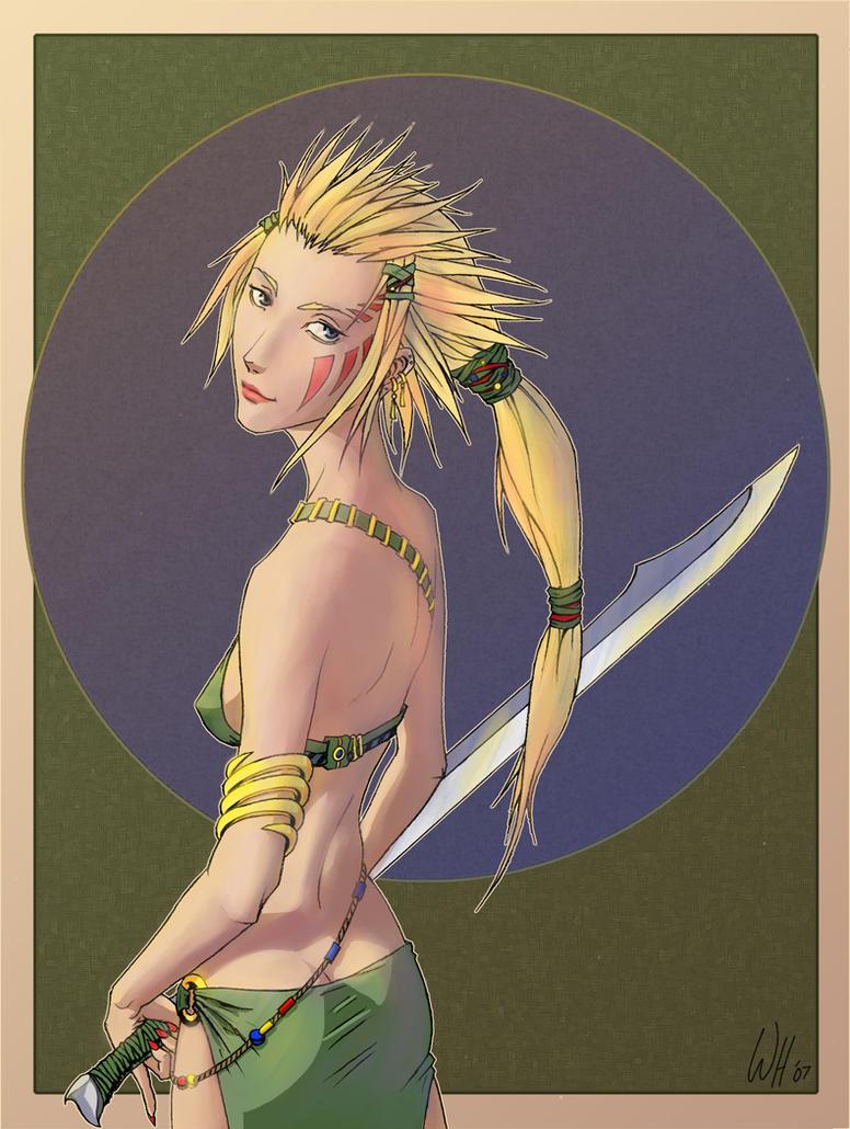 Elysia Tribal by Rarharg