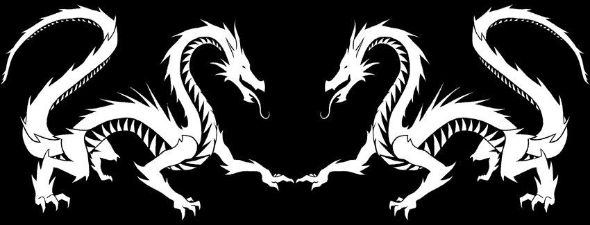 Dragon Logo by Rarharg