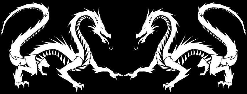 Dragon Logo by Rarharg