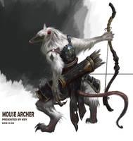 Mouse Archer(reproduction) by Sugisaki-Key