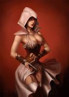 Assassin(reproduction) by Sugisaki-Key