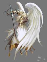 Angel(reproduction) by Sugisaki-Key