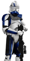 Commander Blade
